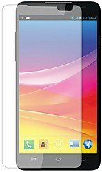 JAIFAON Premium Micromax Canvas Nitro A310 Tempered Glass Screen Protector (Clear)