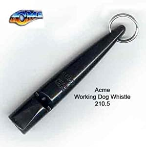 Acme Style Working Dog Whistle