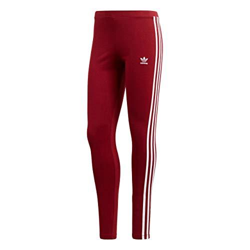 Adidas 3-Bandes Pantalons de Compression Femme, Cburgu, FR : XL (Taille Fabricant : 48)