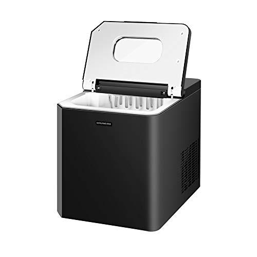 Eismaschine Kapazität 2.8l Tank | Eis Fertig In 10 Minuten | Keine Installation Erforderlich £ 55 Ice In 24 Stunden Für Tea Shop Bar Ktv