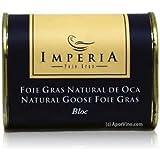 Imperia - Foie gras de oca natural en bloc