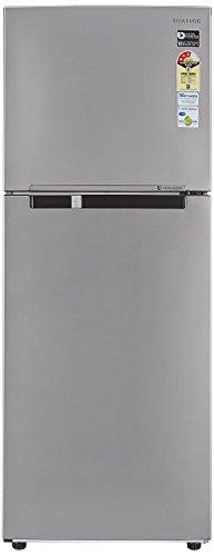 Samsung 321 L 3 Star Frost Free Double Door Refrigerator (RT34M3053S8, Elegant Inox,Inverter Compressor)