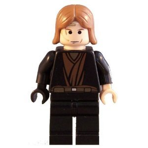 Anakin-Skywalker-Ep-3-Black-Right-Hand-LEGO-Star-Wars-2-Figure-by-LEGO-Toy