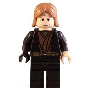 Anakin-Skywalker-Ep-3-Black-Right-Hand-LEGO-Star-Wars-2-Figure-by-LEGO-Toy