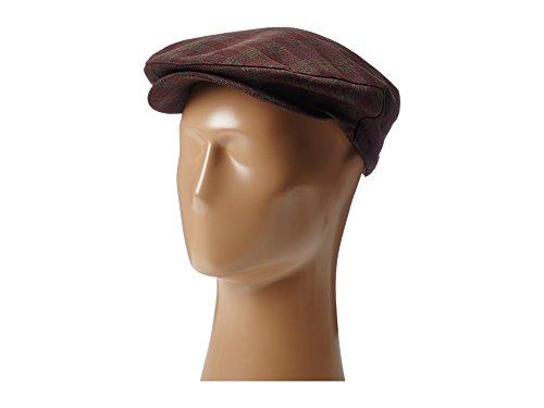 Brixton - - Barrel Hat, Small, Red