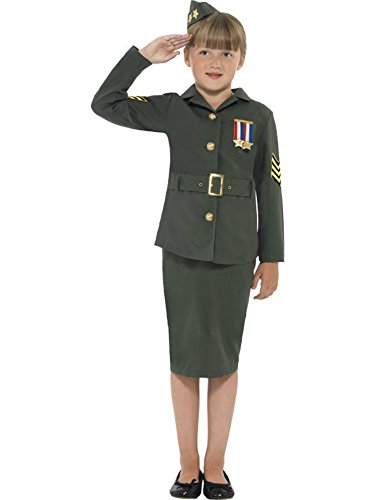 girls-ww2-army-fancy-dress-costume-ages-7-8-9-10-11-12-10-12-years