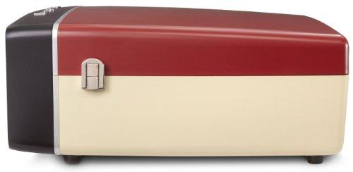 crosley-cr6010a-von der Seite mit geschlossener Klappe