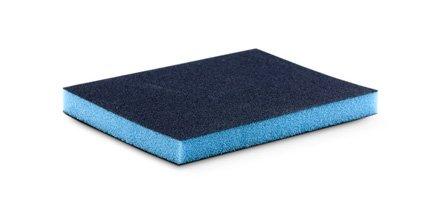 Esponja-lija cuero/piel Colourlock® suaviza superficies ásperas y rugosas en cuero/piel de sofás, coches, bolsos