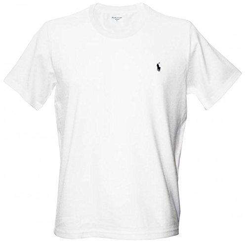 new-mens-ralph-lauren-crew-neck-short-sleeve-top-custom-fit-t-shirt-size-s-m-l-xl-xxl-xl-white