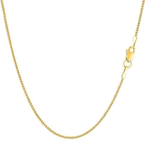 JewelryAffairs Or 375 Or jaune|#Gold N/A FINENECKLACEBRACELETANKLET