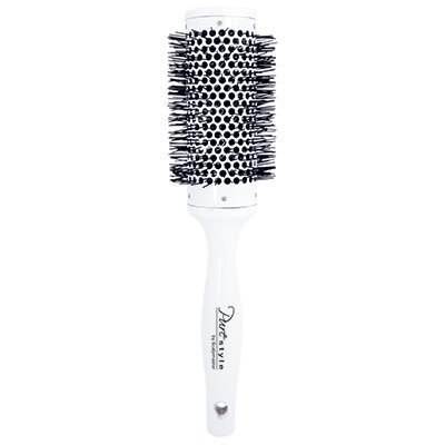 2 1/2 Ceramic Thermal Brush with Ionic Bristles by Scalpmaster - Ceramic Ionic Thermal Brush