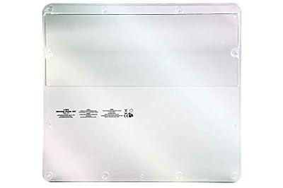 Sera 31147 Klarsichtscheibe für marin Biotop Cube 130 (PL-T5)