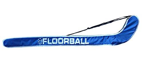 Realstick–Palo de hockey funda Striker, Azul/Blanco para un palo