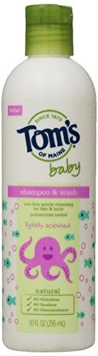 toms-of-maine-lightly-scented-baby-shampoo-and-wash-10-fluid-ounce-by-toms-of-maine
