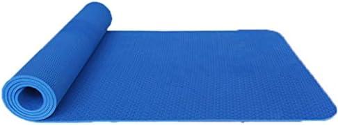 XINGUANG Stuoia di Yoga Blu di Prima Classe TPE183 TPE183 TPE183  61cm  0.8mm Stuoia di Yoga Principiante Addensare La Stuoia di Forma Fisica Antiscivolo Stuoia B07KZJZMH4 Parent | Design affascinante  | Attraente e durevole  | acquisto speciale  | Vendita  | carat 56f46d