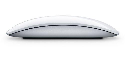 Ratón inalámbrico Bluetooth- Apple Magic Mouse