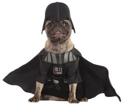 PET COSTUME DARTH VADER MEDIUM (Darth Vader Pet Kostüm)