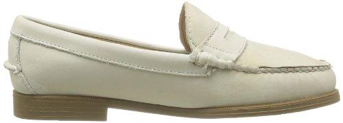Sebago Plaza, Mocassins (loafers) femme Blanc (Ivory)