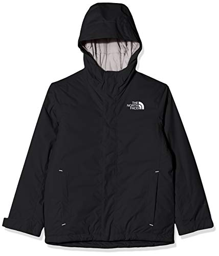 The North Face Y Jkt Chaqueta Snow Quest, Unisex niños, Negro, M