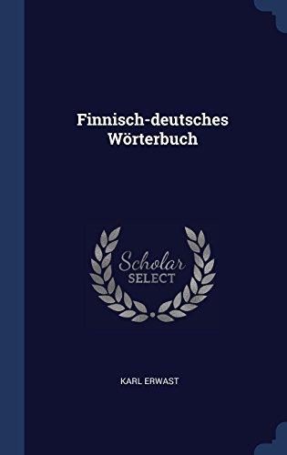 Finnisch-Deutsches Wörterbuch