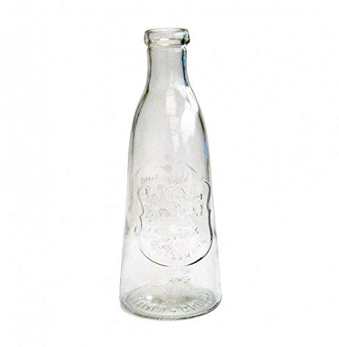 Unbekannt Retro Flasche Ice Cold Drink Dekoflasche Massiv