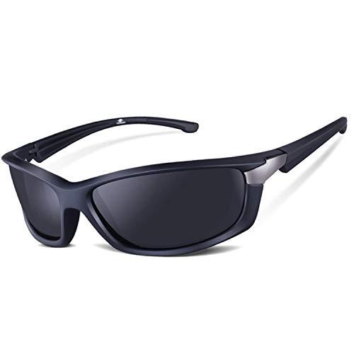 AOCCK Sonnenbrillen,Brillen, NEW Black Sports Sunglasses Men Polarized Driving Sun Glasses Outdoor Travel Glasses For Men And Women Oculos Multi Black
