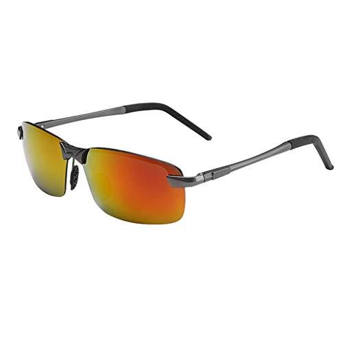 Daxiong Polarisiert, Persönlichkeitstrends, Fahren, Freizeit, Outdoor-Sport, insgesamt 4 Farben zur Auswahl, Brillen und Zubehör,A