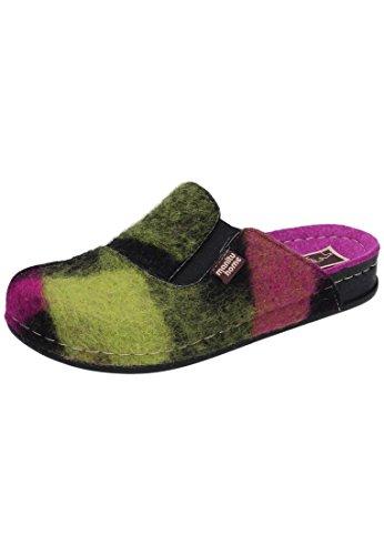 Manitu home pour femme en Multicolore - Zwei-/Mehrfarbig