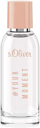 Mäurer & Wirtz S. oliver your moment women. eau de parfum. 30 ml spray.