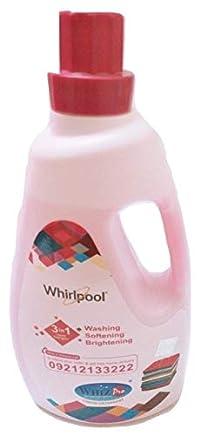 Whirlpool's Liquid Detergent, Softner For Clothes - WhizPro 1ltr bottle