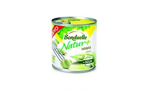 Bonduelle - NaturPlus - Habas Baby - 310 g - [Pack de 4]