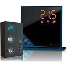 Momit Home Termostato Digitale Wi-Fi, (7 Giorni Programma Termostato)