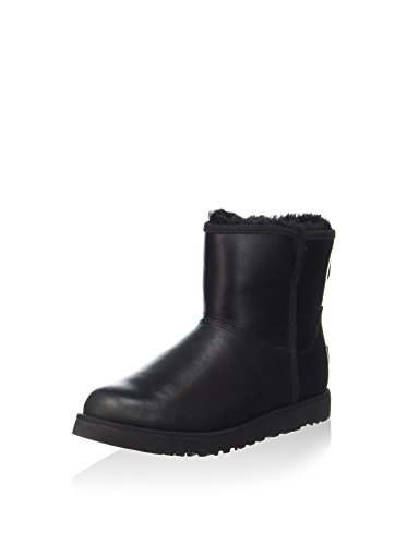 UGG - Boots CORY LEATHER 1014439 - black Black
