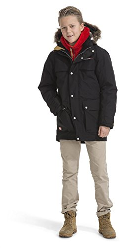 Didriksons Dane Winterjacke Black