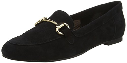 Pantofola Fastlane Donna Sconosciuta Nera (camoscio Nero 00079)