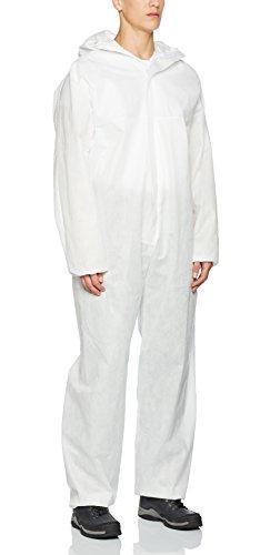 Tector - Tuta protettiva contro sostanze chimiche, polveri, particelle nucleari, antistatica, CAT 3 tipo 5 e 6