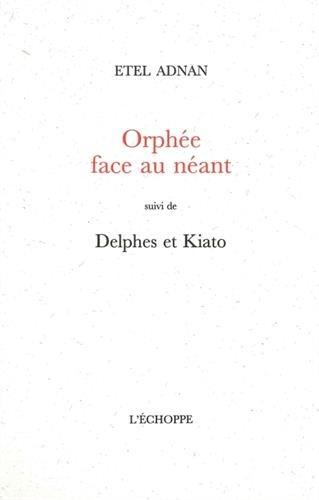 Orphée face au néant