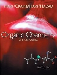 Organic Chemistry a short course text book and studyguide/solution manual set