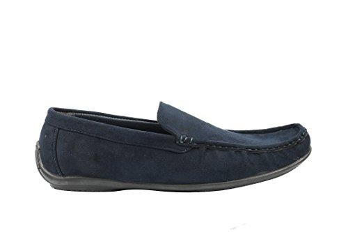 Xposed, Scarpe stringate uomo Navy blue