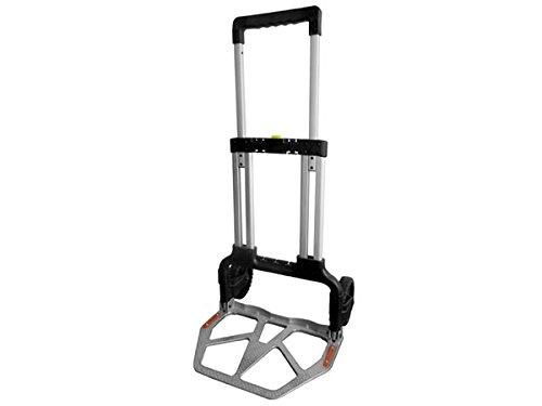 Diable pliable Capacité 125 kg en aluminium
