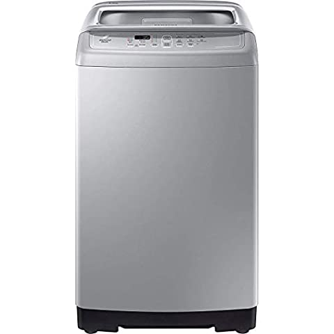 Samsung 6.2 kg Fully-Automatic Top load Washing Machine (WA62M4100HY/TL, Imperial Silver, Center Jet Technology)