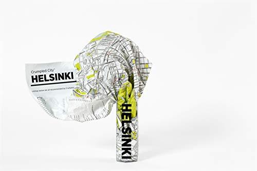 Helsinki Crumpled City Map (Crumpled City Maps)
