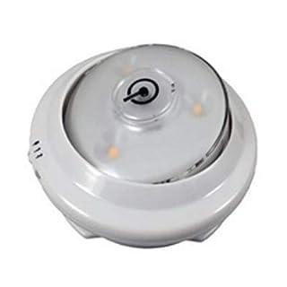 Amertac-Westek LPL620WXLL WHT Swiv Puck Light, 1 Stück