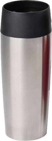 Isolierbecher 'Travel Mug', 0,36 Liter, Edelstahl / Silber