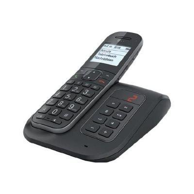 Telekom Sinus A206 Comfort Schnurlostelefon mit Anrufbeantworter (DECT)