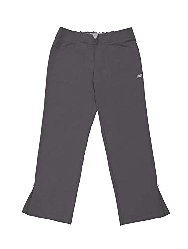 New Balance Women's Stride Pants 2XL Smolder Gray (New Balance-scrubs)