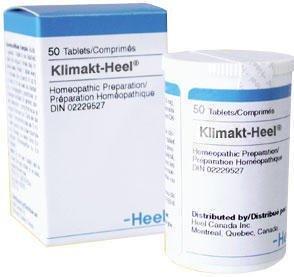 Menopause-symptome (klimakt-Heel Menopause Symptome Relief Homöopathie Natur 50Tabs durch Ferse Inc.)