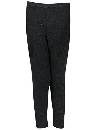 3 Pack Childrens/Boys Thermal Underwear Long Pants, Vaarious Colours & Sizes