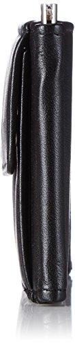 Calvin Klein Jeans RAIL 8CC K50K500724 Herren Geldbörsen 12x9x1 cm (B x H x T) Schwarz (Black 001)