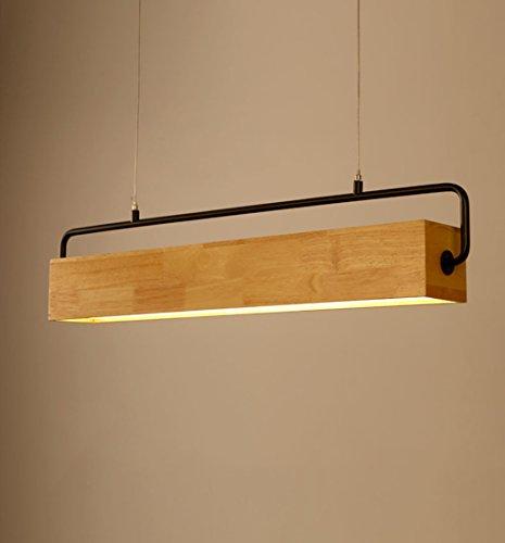 Modern Deckenlampe Holz Pendelleuchte Hangeleuchte Handmade Led Pendelleuchte Led Hangelampe Esstisch Deckenleuchte Wohnzimmer Lampe Balkon
